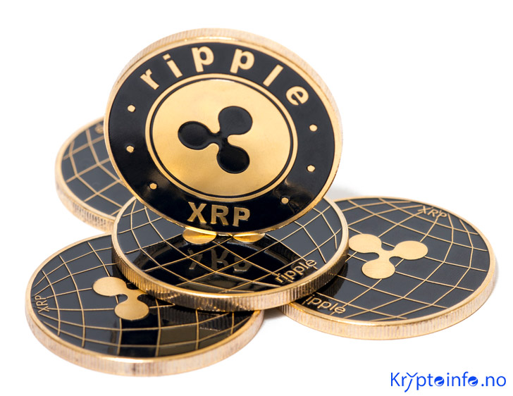 XRP kryptovaluta Ripple